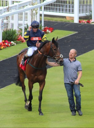 I.D.T. after his second place at Redcar